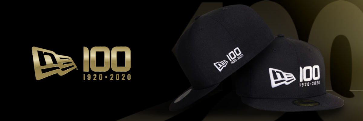 New Era 100th Anniversary Centennial 59FIFTY Caps