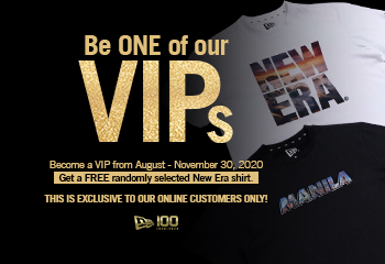 BE ONE OF OUR VIPs!