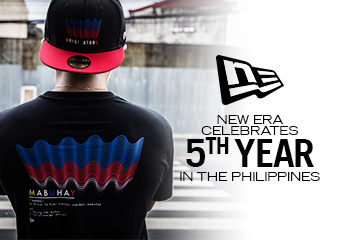 New Era Celebrates 5th Year in the Philippines