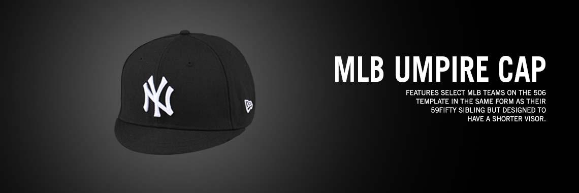 1e1fe68097ea5a MLB UMPIRE Cap | Shop by Style | New Era Cap PH