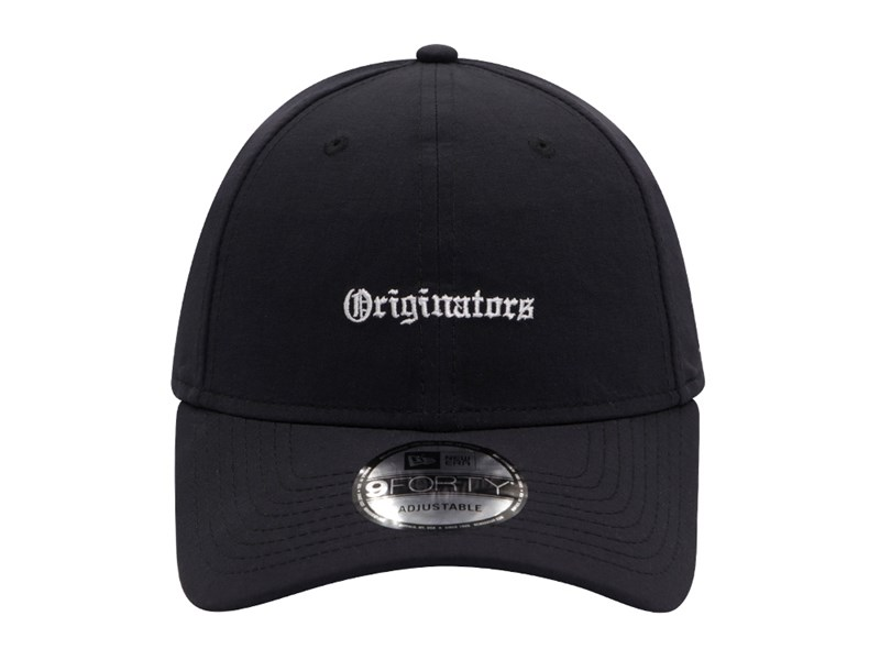 New Era Originators Navy 9FORTY Unstructured Cap