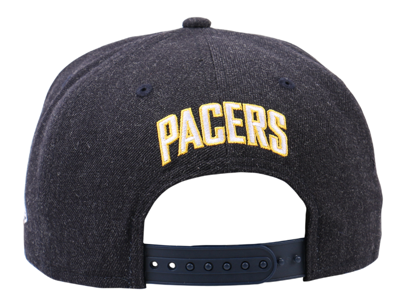 Indiana Pacers NBA Heather 9FIFTY Cap