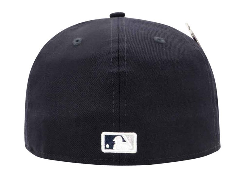 New York Yankees MLB 25th Anniversary Navy 59FIFTY Cap