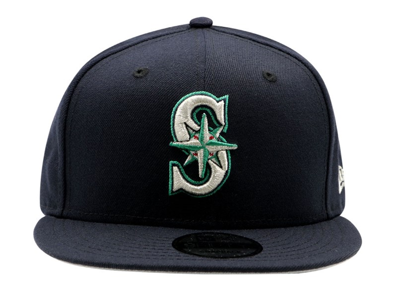 Seattle Mariners MLB Basic 2018 Navy 9FIFTY Cap
