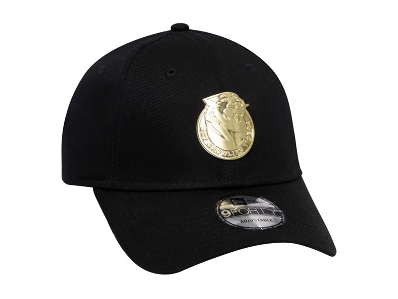University of Santo Tomas Growling Tigers UAAP Gold Badge Black 9FORTY Cap