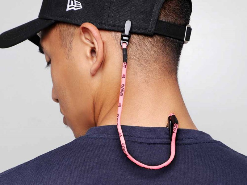New Era Pink Glow Cap Retainer Accessory