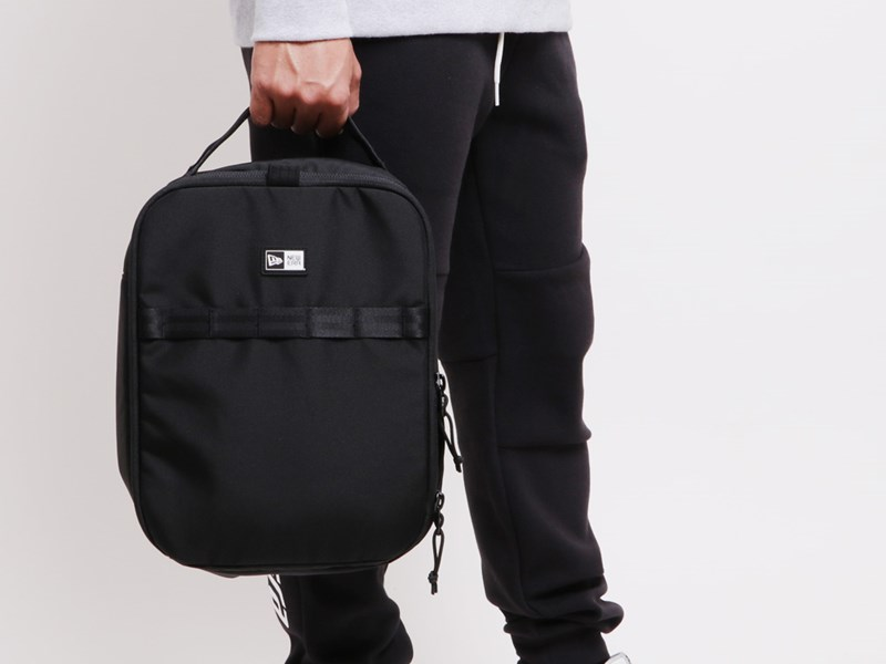 New Era Black Shoe Case Bag
