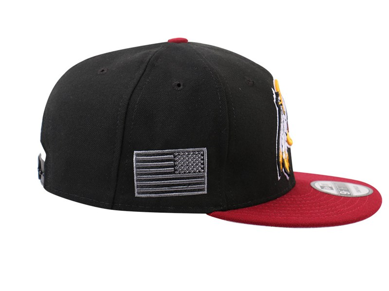 Washington Redskins NFL Made in America 9FIFTY Cap