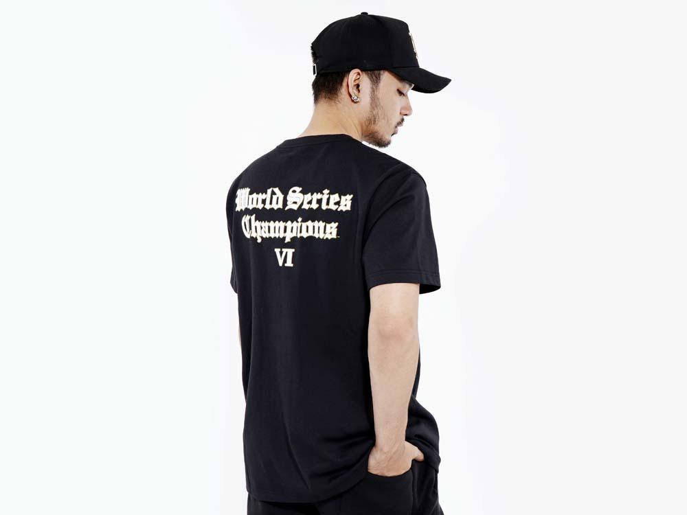 4ca163ffa22 Los Angeles Dodgers MLB World Series Champions Black Shirt