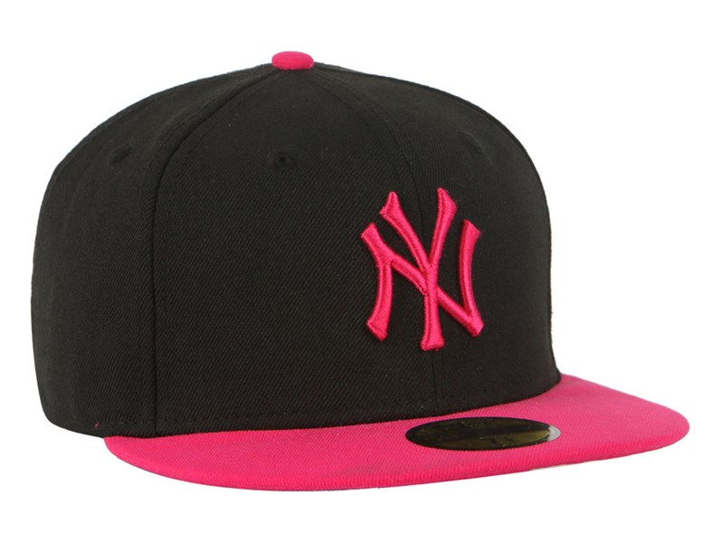 New York Yankees MLB Rose 59FIFTY Cap