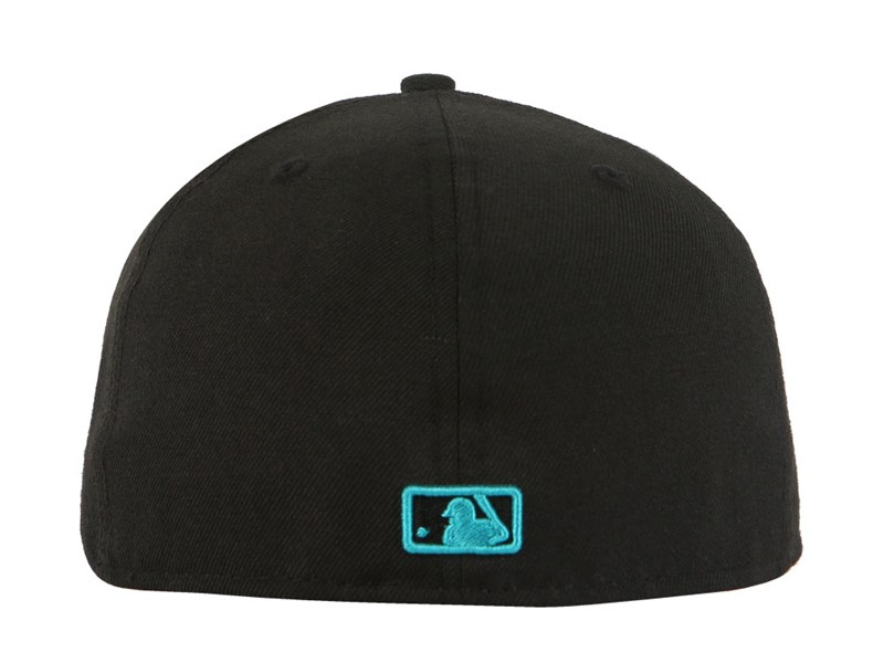New York Yankees MLB Teal 59FIFTY Cap