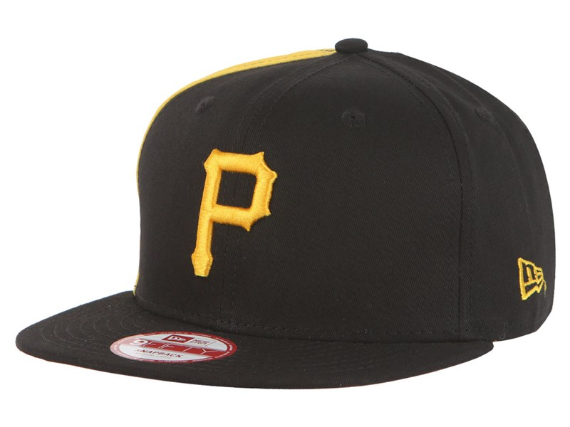 Pittsburg Pirates MLB Panel Pride 9FIFTY Cap