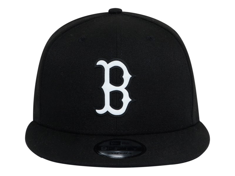 Boston Red Sox MLB Neon Pop Black 9FIFTY Cap