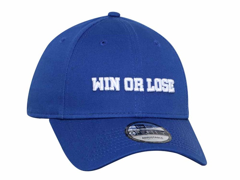 ADMU Win or Lose UAAP Blue 9FORTY Cap