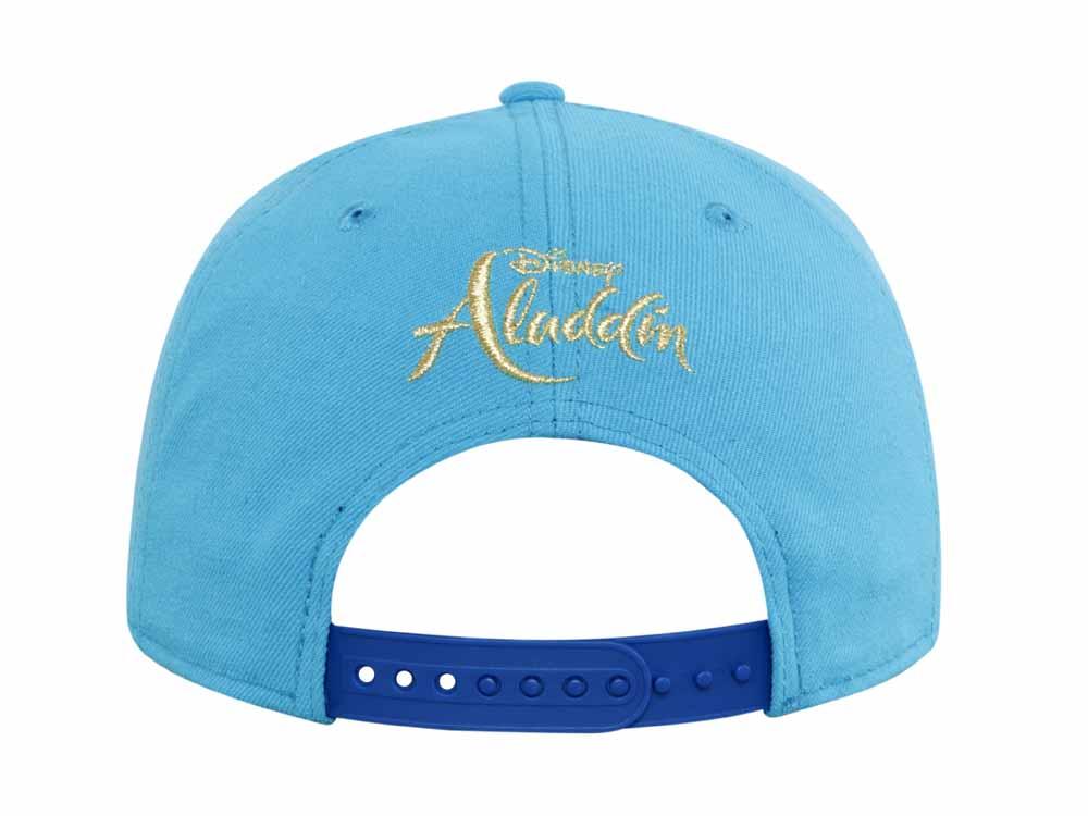 5c8fd8dffd8832 Genie Disney Aladdin Blue 9FIFTY Cap | New Era Cap PH