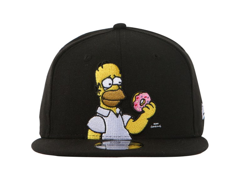 Simpsons Homer Donut 9FIFTY Cap