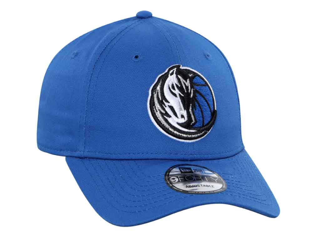 new styles 455ce 9194d Dallas Mavericks NBA Blue 9FORTY Cap