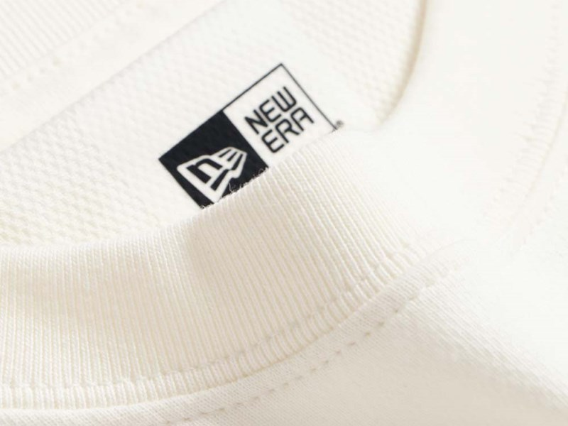 New Era Comics Short Sleeve White Shirt