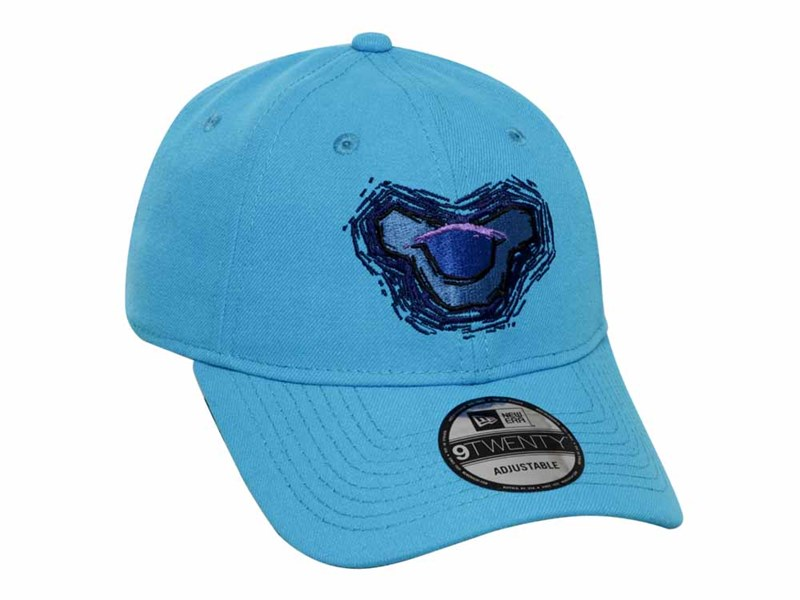 Cave Drawing Disney The Lion King Blue Fanatic 9TWENTY Cap