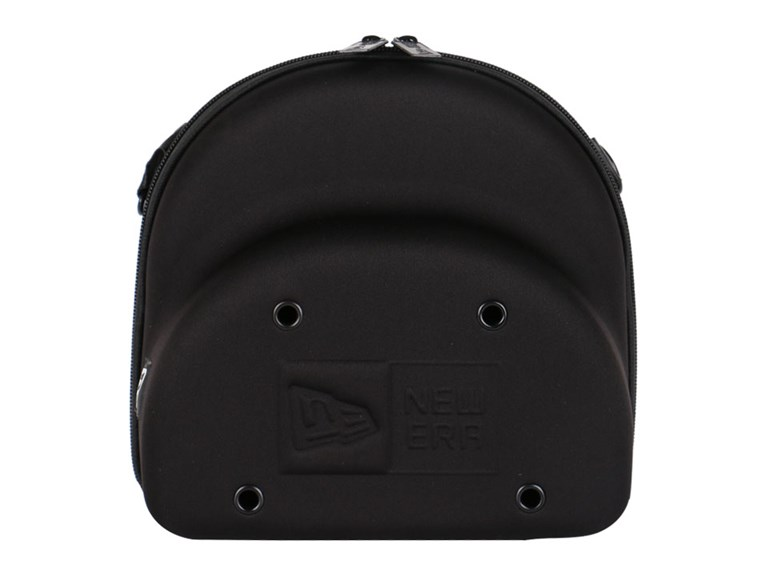 New Era 2-Pack Black Cap Carrier Cap Accessories