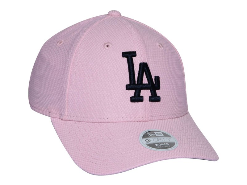 Los Angeles Dodgers MLB Diamond Era Pink 9FORTY Womens Cap