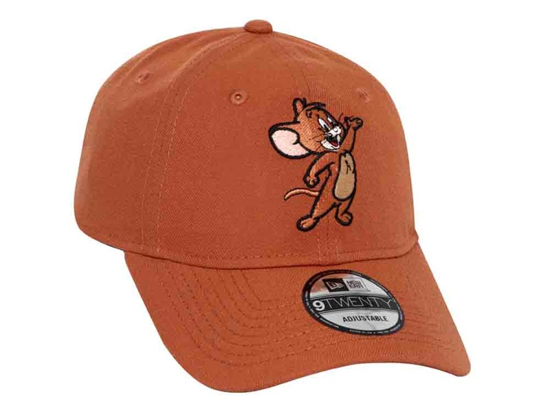 Jerry Entertainment Tom and Jerry Rust 9TWENTY Cap