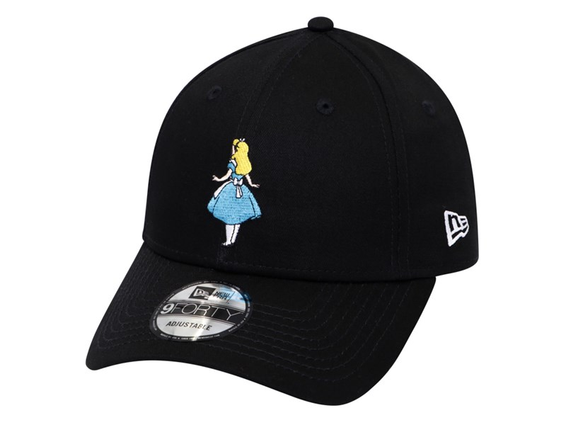 Alice Disney Alice in Wonderland Black 9FORTY Cap