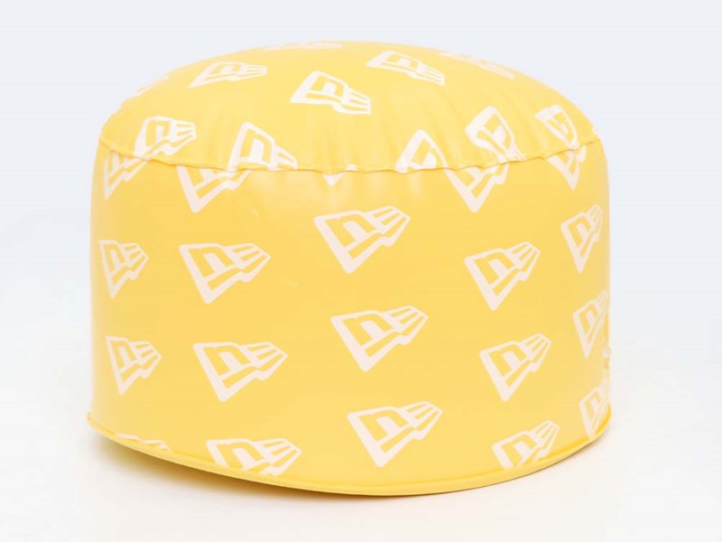 New Era Monogram Yellow Headform