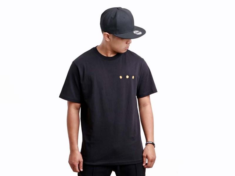 Butbut Symbols Whang Od Black Short Sleeve Shirt (PHILIPPINE EXCLUSIVE)