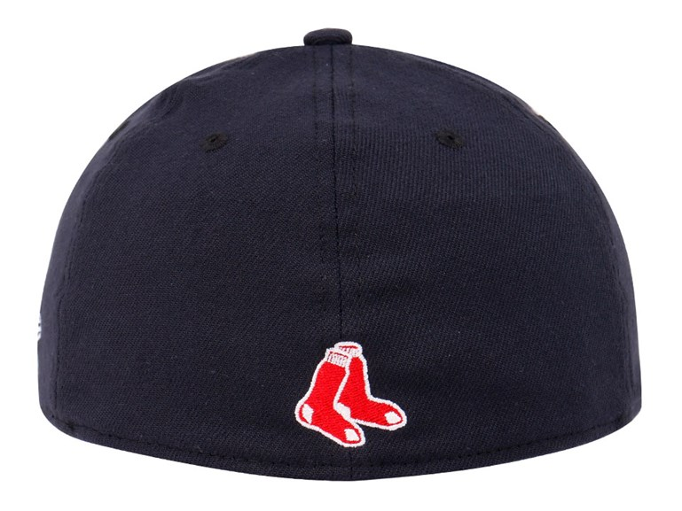 Boston Red Sox MLB  League Essential Navy 39THIRTY Cap