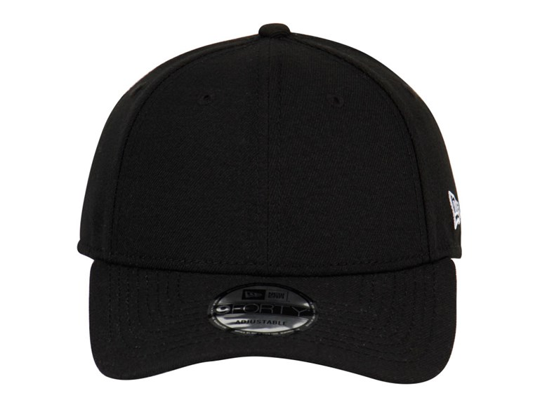 New Era Plains Black 9FORTY Cap