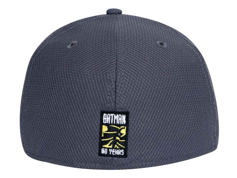 Rebirth DC Batman 80th Gray 59FIFTY Cap