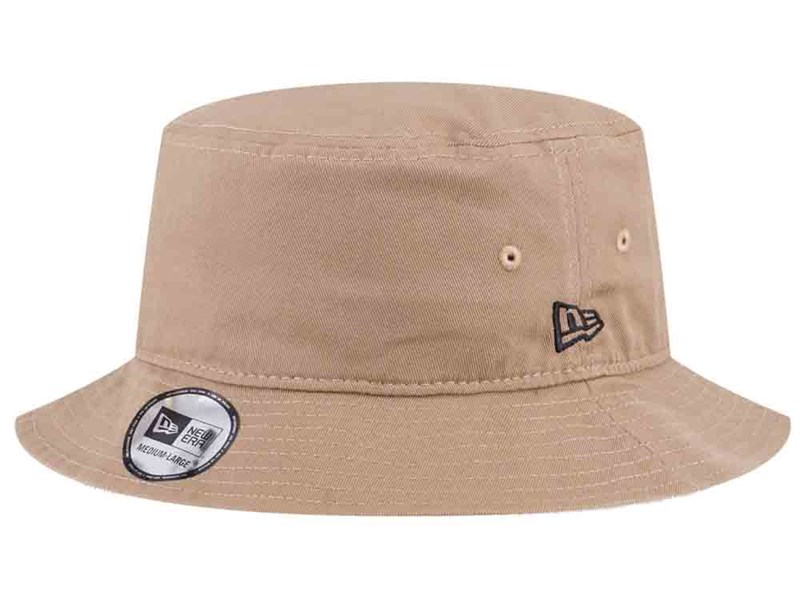 New Era Outdoor Khaki Adventure Bucket Cap