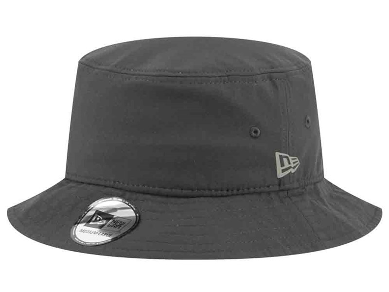 New Era Outdoor Light Tech Black Adventure Bucket Cap