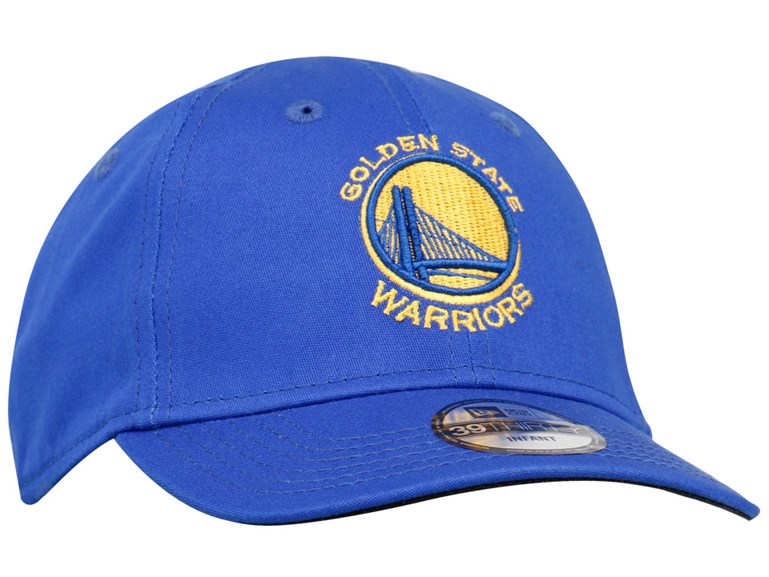 Golden State Warriors NBA My 1st 39THIRTY Blue Infant Cap
