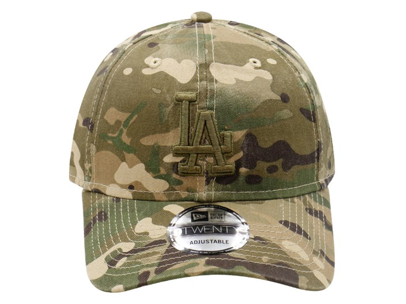 Los Angeles Dodgers MLB Core Class Camo 9TWENTY Cap