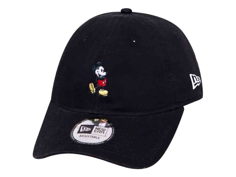 Mickey Mouse Disney Mini Standing Black 9THIRTY Cap