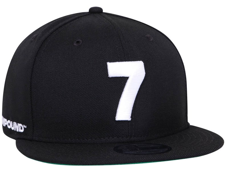 New Era NYC20 Compound Black 9FIFTY Cap