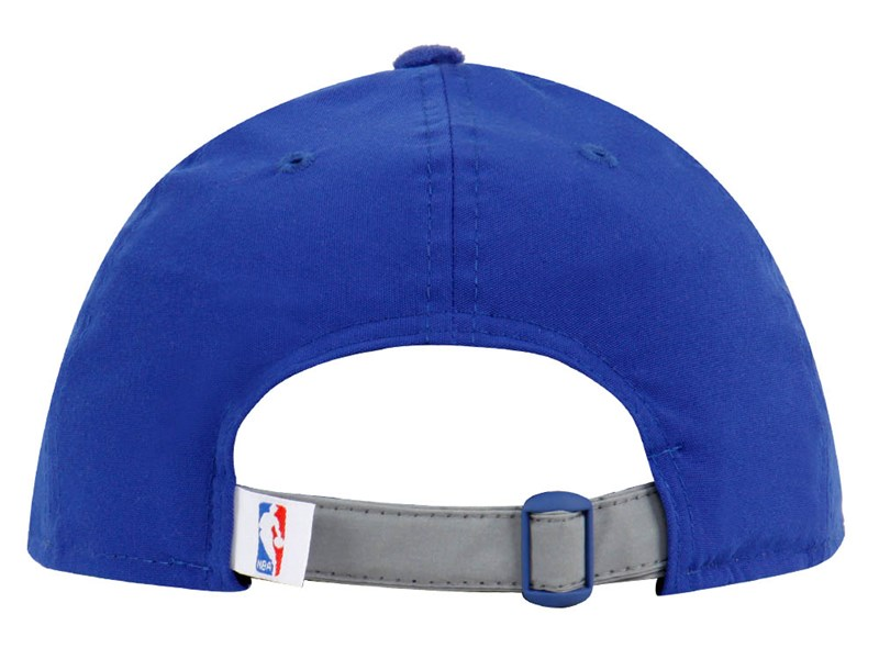 Golden State Warriors NBA 17 On-Court Blue 9TWENTY Cap