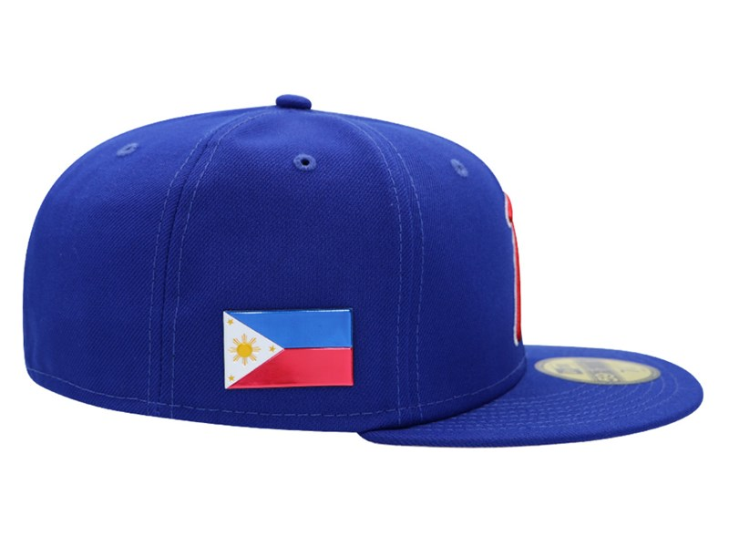 Philippine Team World Baseball Championship 2020 Blue 59FIFTY Cap
