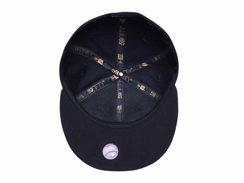 Chicago White Sox MLB 2020 100th x Centennial Collection Black 59FIFTY Cap (Online Exclusive)