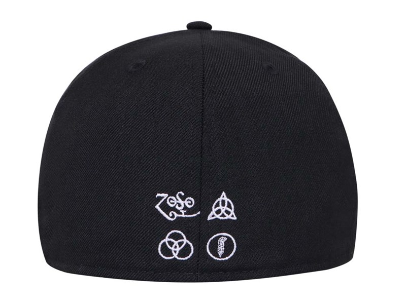 Led Zeppelin Music Black 59FIFTY Cap