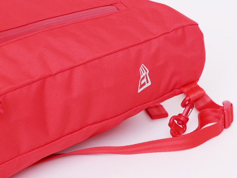 New Era Explorer Series 20L Water Resistant Red Day Sack Bag
