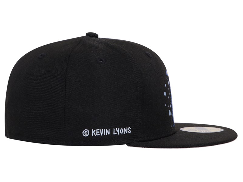 New Era Kevin Lyons Monster Black 59FIFTY Cap (LIMITED ONLINE EXCLUSIVE)
