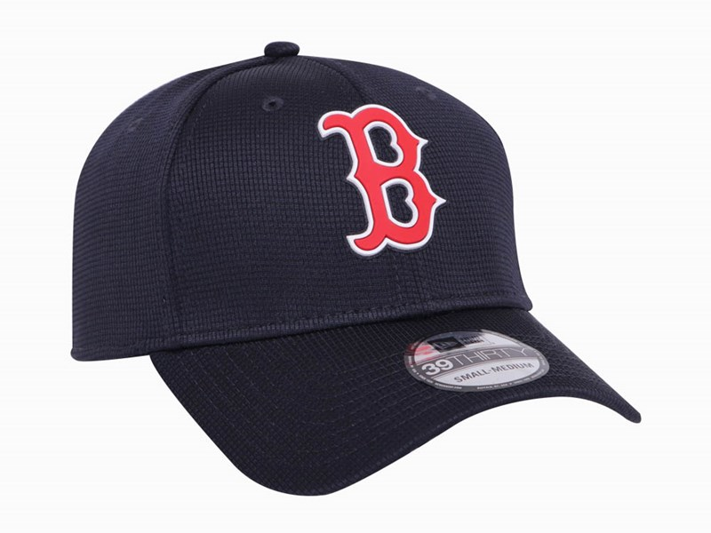Boston Red Sox MLB 2020 Clubhouse Navy 39THIRTY Cap