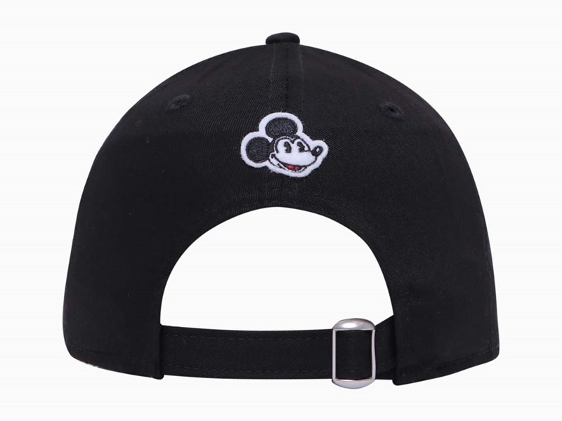 Mickey Mouse Disney The True Original Black 9FORTY Cap