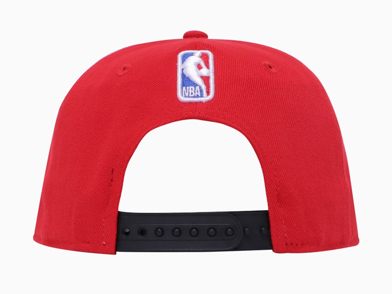 Houston Rockets NBA Reflective Pack Red 9FIFTY Cap