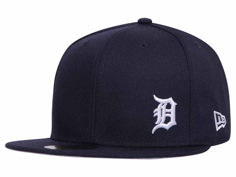 Detroit Tigers MLB Centennial Flawless Navy 59FIFTY Cap