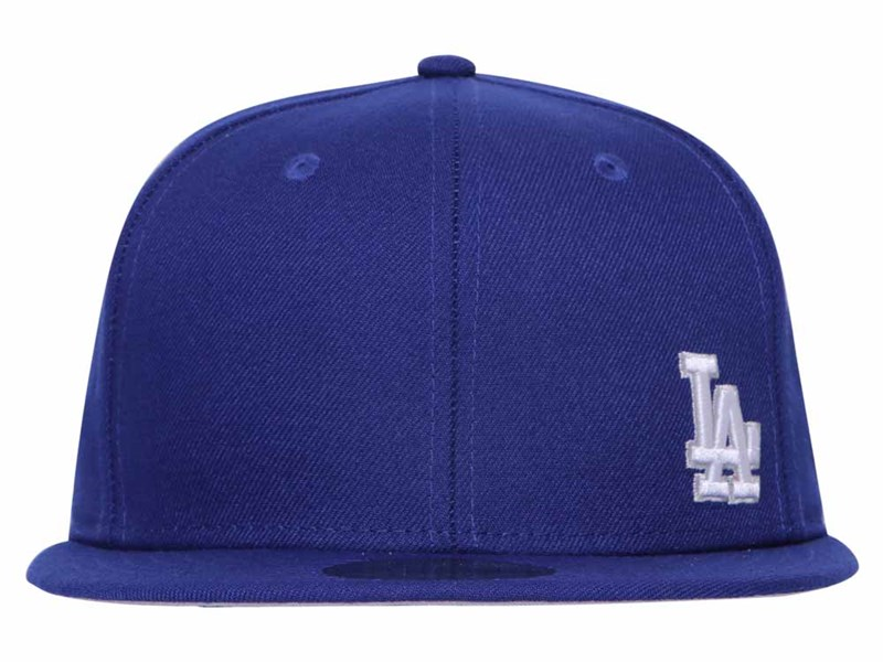 Los Angeles Dodgers MLB Centennial Flawless Dark Blue 59FIFTY Cap