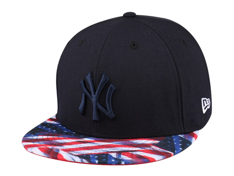 New York Yankees MLB Waving Flag 9FIFTY Cap